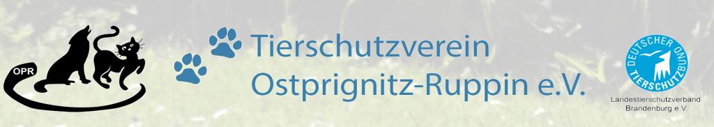 Logo Tierschutzverein Ostprignitz-Ruppin